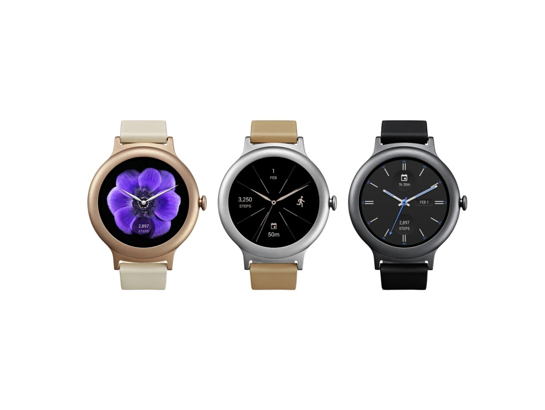 LG Watch Sport and Style