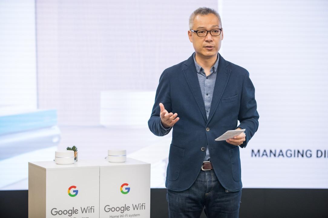 Welcome remarks by Mr Martin Geh, Managing Director, APAC Hardware Partnerships.jpg
